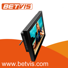 Dedicated flip monitor screen