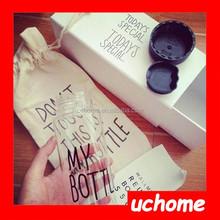 UCHOME Korea Hot Sale Plastic & Tritan 500ml Custom My Bottle With Bags