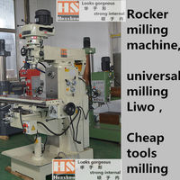Professional With horizontal milling functions with low price x6325w-13
