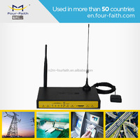 F7134 gps 3g wifi router with sim card 4 Lan industrial gps module m