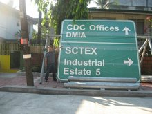 RGBB Enterprises Road / Traffic Signs / Traffic Safety Systems Philippines