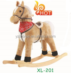 Large Rocking Horse with Sound