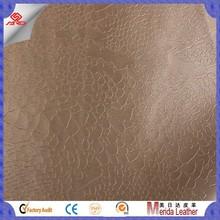 MRD3083 brown Litchi Grain artificial leather for car seat cover auto