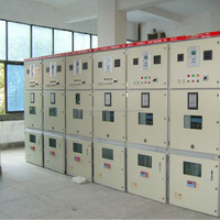 Low Voltage Electrical Power Distribution Switch Box Cabinet