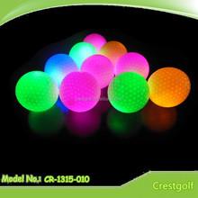 LED Blinking Golf Ball LED Ball Manufacture