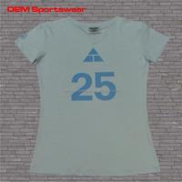 OEM ladies sport t-shirts online shopping