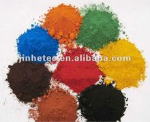 Red/yellow epoxy micaceous iron oxide mio paint