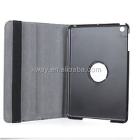 360 degree rotating swivel stand magnetic PU leather case smart cover smartcover for iPad mini 2 3 for iPad air 2