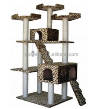 Cat Climbing Tree Tower Furniture