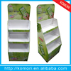 komori cardboard display shelf floor display