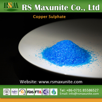 CuSO4 crystal price feed grade chemical supplier copper sulfate pentahydrate