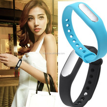 Trending hot products bracelet heart rate monitor wristbands silicone