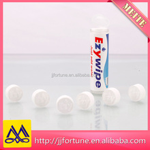 Compressed Towel in Tube/ Magic Coin Tissue/ Disposable Tablet Towel