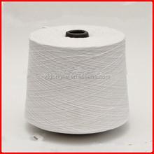 recycled cotton yarn, weft yarn for dyed fabric yarn