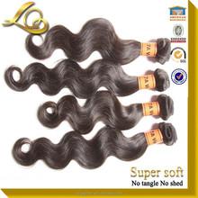 Cheap Brazilian Body Wave Hair Remy Human Hair 16 Inch Hair Extension