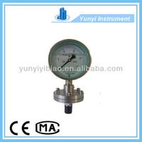 diaphragm caterpillar hydraulic pressure gauge