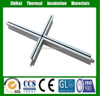 t-grid t-bar for suspended ceiling tiles