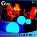 Ce ROHS impermeável RGB luzes Led alimentado por bateria / Led piscando bola com multi-cor de luz