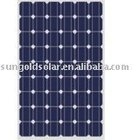 China RV mono painel solar made in China 135 w