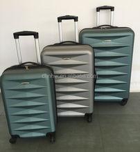 pu colourful assoda trolley&luggage bag