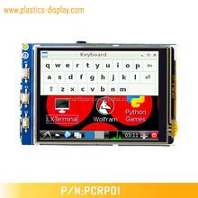 new Original Raspberry Pi 3.2 Inch B + Blackberry Lcd Touch Screen Display Screen