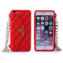 fashion cute silicone lighter phone cases for iphone 6