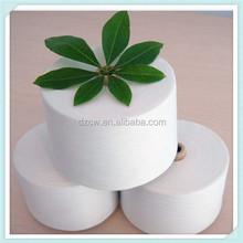 100%polyester ring spun virgin yarn NE16/1-NE60/1