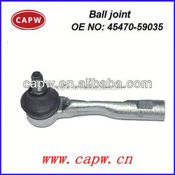 high quality ball joint steering tie rod for toyota CROWN ,OEM NO:45470-59035