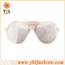 Sunglasses design crystal strass transfer wholesale