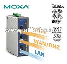 Industrial VPN Secure Router, 1 WAN, Firewall/NAT, 10 VPN Tunnels