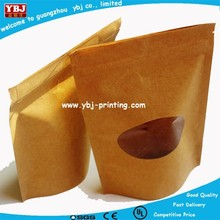 Professional Supplier Eco-Friendly Custom Brown Kraft Shopping Paper Bag