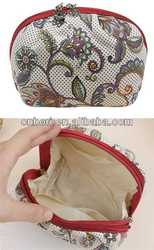 new products cosmetic bag for women cosmetic packing cold asphalt in bags