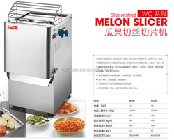 2015 hotsale food factory use commercial fruit and vegetable cutter