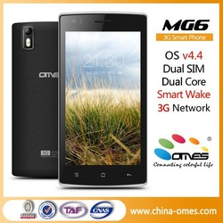 "2015 Popular Model MG6 OEM 5"" 3G Dual Sim very cheap mobile phone"