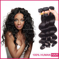 New products 2016 virgin human hair extension in dubai 100% brazilian hair dubai