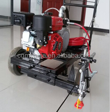 Hand Push Cold Solvent Paint / Cold plastic Road Marking Machine DB-CHC45 Made By China Manufacturer In Stock
