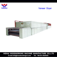 Mesh Belt & Roller Mixed Veneer Dryer Machine
