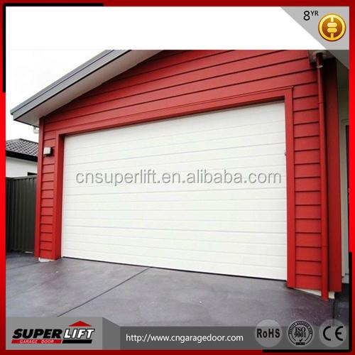 automatique de porte de garage sectionnelle portes sectionnelles de garage panneau sandwich. Black Bedroom Furniture Sets. Home Design Ideas