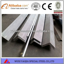 Hot rolled equal angle bar stainless steel 310