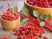 Hot sale dried goji berry of 280 grains per 50 gram
