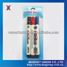 Promotional colorful pen white board marker pen
