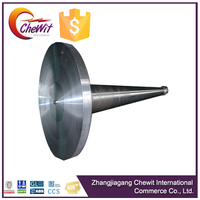 Temperature Type Stainless Steel Shaft Oil &Gas exploration forgings