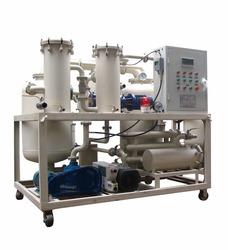 Get rid of all effective medium oil Vacuum Transformer oil filtering system