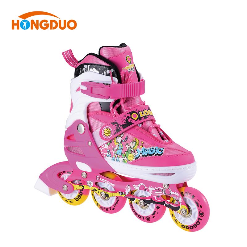 Enfants de inline hockey heely chaussures et chaussures de skate
