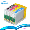 new arrival T2701 2702 2703 2704 refillable ink cartridge with auto reset chip for Epson wf 7110,7610,7620,3620,3640