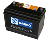 Car Battery For Sale 12V 80Ah Dry Charged Car Battery