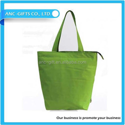 fashion foldable oxford promotion cheap logo shopping bags custom design shoulder bag