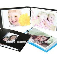 Printing hard cover photo book /size 4R