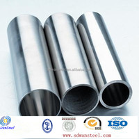 annealed bright stainless steel pipe ss316