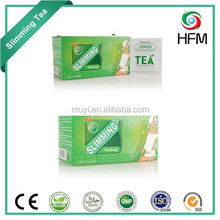 China supplier slim fit tea weight loss plan